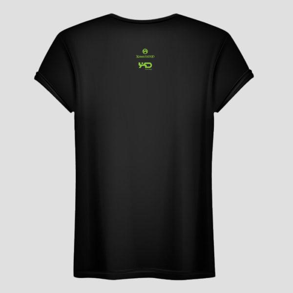 XuamaTattoo camiseta negra xuama