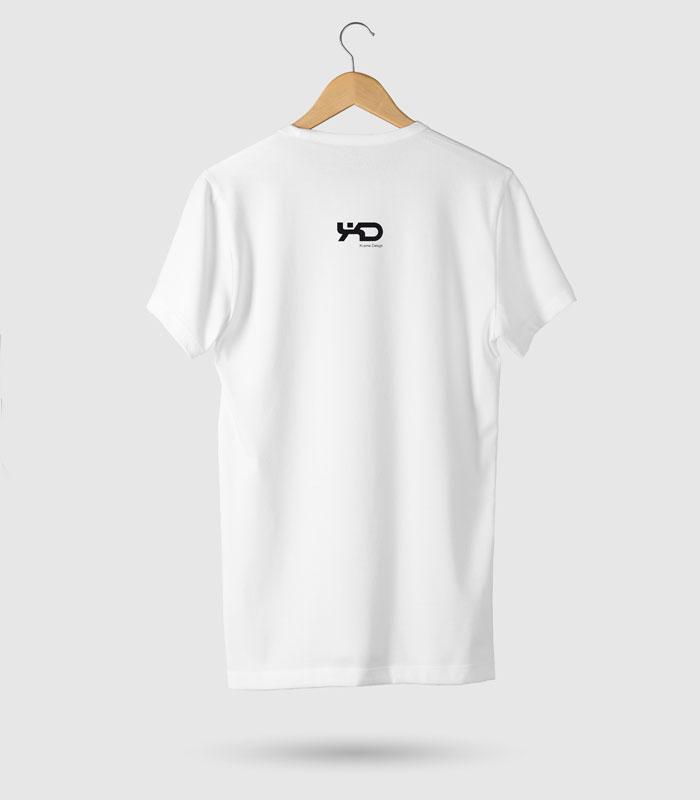XuamaTattoo camiseta blanca xuama